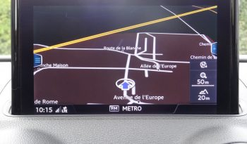 AUDI A3 BERLINE 1.6L TDI 110 CH complet