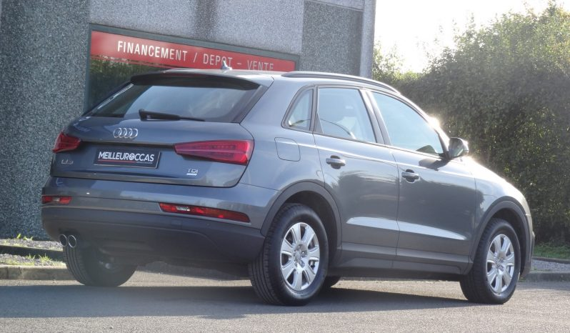 AUDI Q3 2.0L TDI 150 CH ULTRA PHASE 2 complet