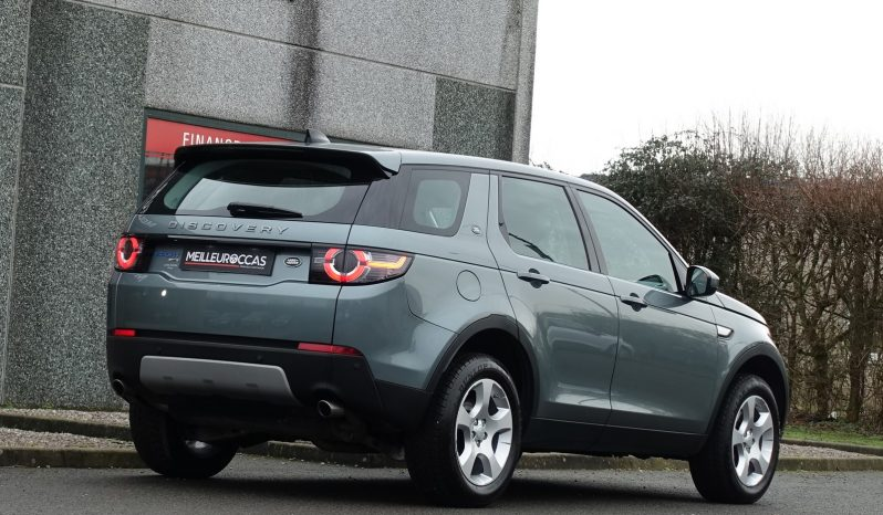 LAND ROVER DISCOVERY SPORT HSE 2.0L ED-4 150 CH complet