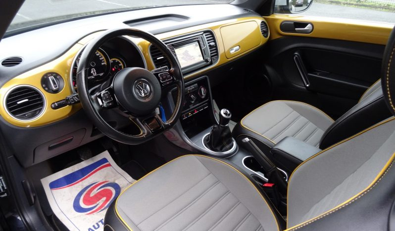 VOLKSWAGEN COCCINELLE 2.0L CR TDI 150CH EDITION DUNE complet