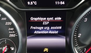 MERCEDES CLASSE CLA 180 D CDI SHOOTING BRAKE complet