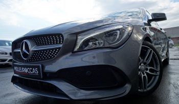 MERCEDES CLASSE CLA 200 D CDI SHOOTING BRAKE PHASE 2 complet