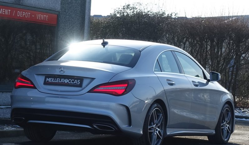MERCEDES CLASSE CLA 200D PACK AMG complet