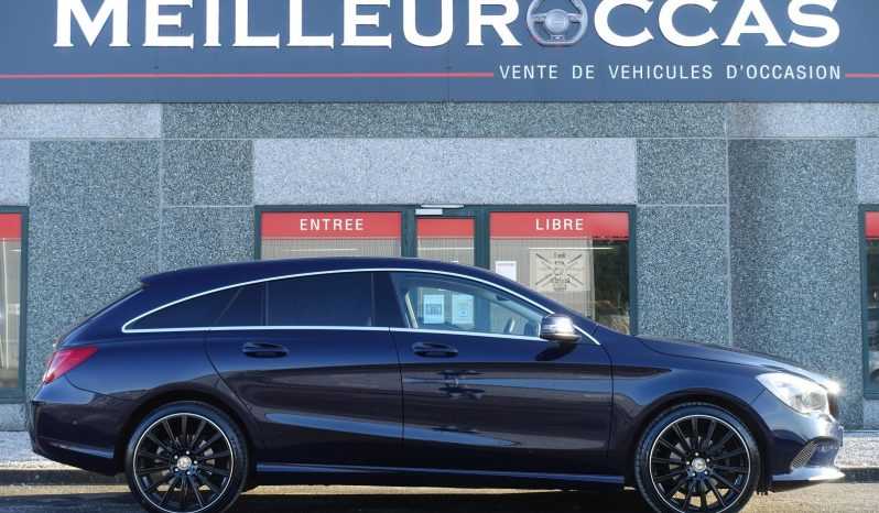 MERCEDES CLASSE CLA 180D CDI SHOOTING BRAKE complet
