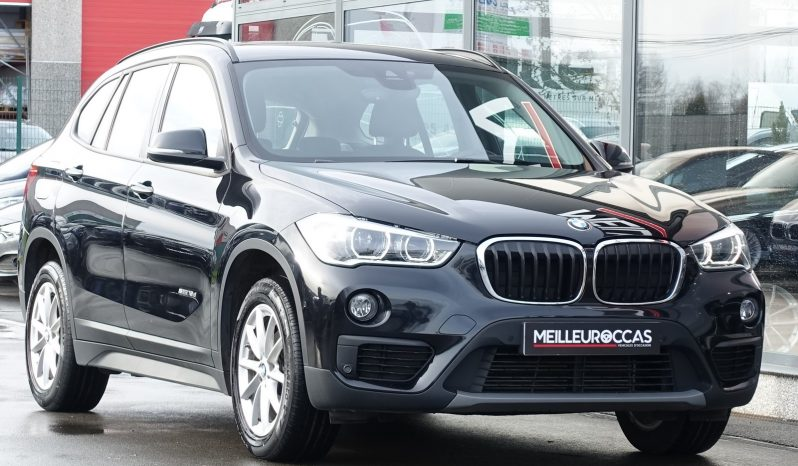 BMW X1 16 D S-DRIVE F48 complet