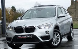 BMW X1 2.0L 18 DA 150CV S-DRIVE F48