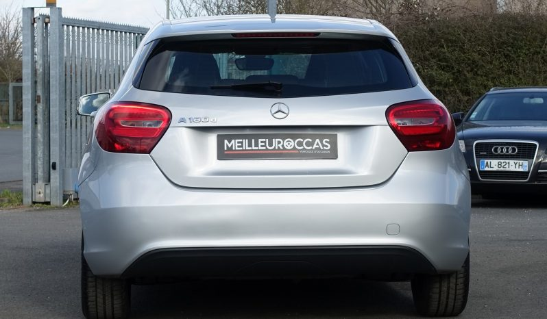 MERCEDES CLASSE A 180d CDI PHASE 2 complet