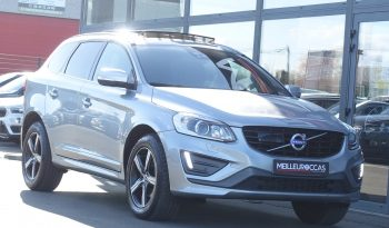 VOLVO XC 60 2.0L D4 190 CH R-DESIGN complet