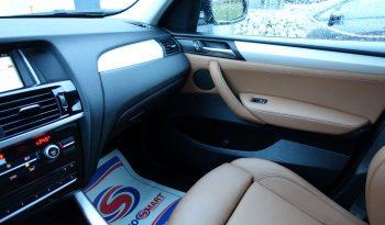 BMW X3 2.0L 20DA X-DRIVE  BVA F25 PHASE 2 complet