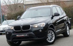BMW X3 2.0L 18D S-DRIVE F25 PHASE 2