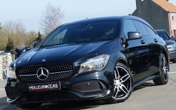 MERCEDES CLASSE CLA 180D CDI SHOOTING BRAKE PACK AMG