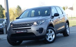 LAND ROVER DISCOVERY SPORT 2.0 L ED-4 150 CH