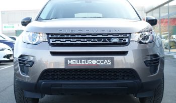 LAND ROVER DISCOVERY SPORT 2.0 L ED-4 150 CH complet