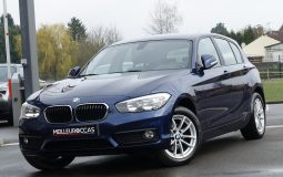 BMW 116 D F20 SERIE 1 PHASE 2