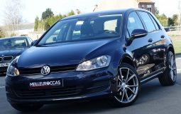 VOLKSWAGEN GOLF 1.6 L CR TDI 110 CH BLUEMOTION