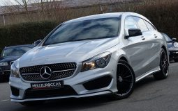 MERCEDES CLASSE CLA 200 CDI SHOOTING BRAKE PACK AMG
