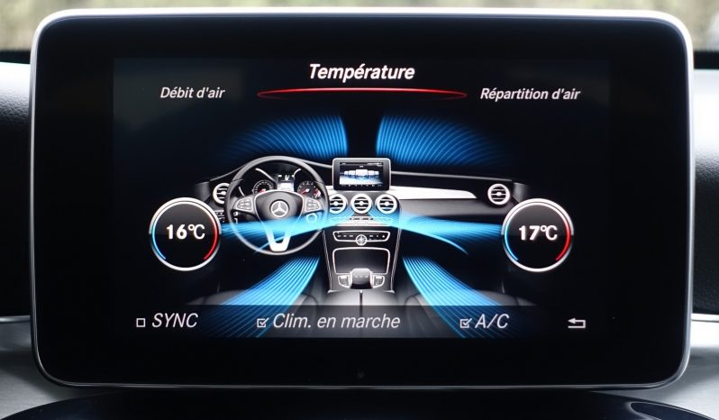 MERCEDES CLASSE GLC 220 D CDI 4 MATIC 9G-TRONIC LAUNCH EDITION complet