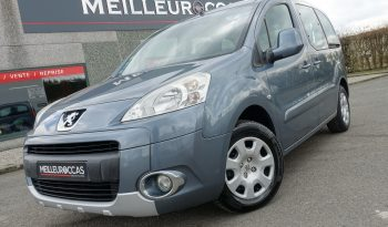 PEUGEOT PARTNER TEPEE 1.6L HDI 92 CH complet