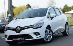 RENAULT CLIO IV ESTATE 1.5L DCI 90 CV PHASE 2 ( break )