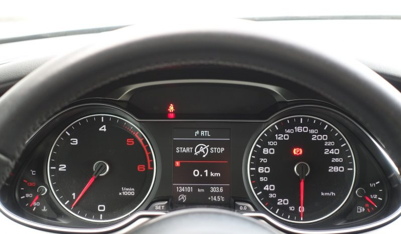 AUDI A4 AVANT 2.0L TDI PHASE 2 163 CH complet