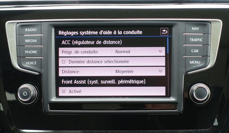 VOLKSWAGEN TOURAN 1.6 L SCR TDI 115 CH complet