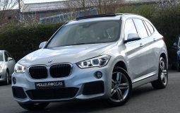 BMW X1 18 DA 2.0L 150 CH S DRIVE M SPORT
