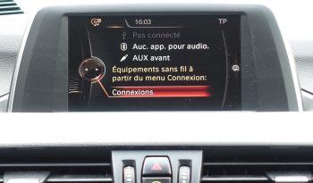 BMW X1 18 D 2.0L S DRIVE F48 M SPORT complet