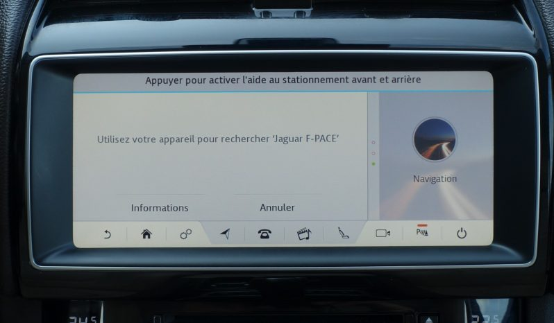 JAGUAR F-PACE 2.0L 180 CV AWD complet