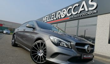 MERCEDES CLASSE CLA 200 CDI SHOOTING BRAKE 7G-DCT complet