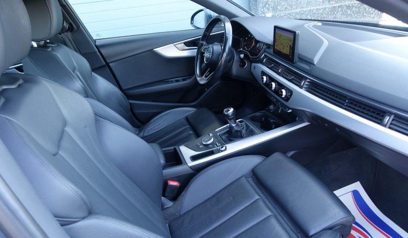 AUDI A4 2.0L TDI 150 CH ULTRA SPORT complet