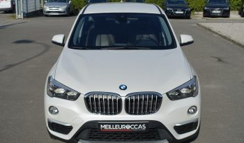 BMW X1 2.0L 18 DA S-DRIVE F48 X-LINE BVA complet