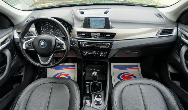 BMW X1 2.0L 18 D S-DRIVE 150 CH F48 X-LINE complet