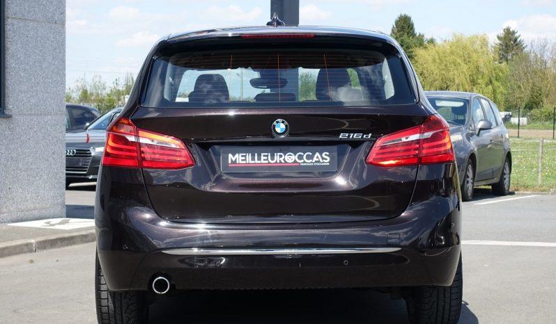 BMW 216 DA ACTIVE TOURER SERIE 2 LUXURY LINE complet