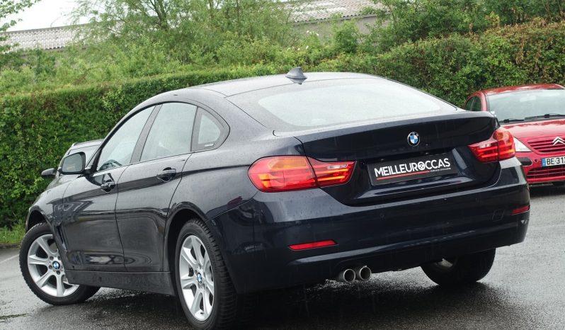 BMW 420 DA X-DRIVE GRAN COUPE BVA F36 SERIE 4 complet