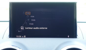 AUDI A3 SPORBACK 1.0L TFSI 116 CH DESIGN complet