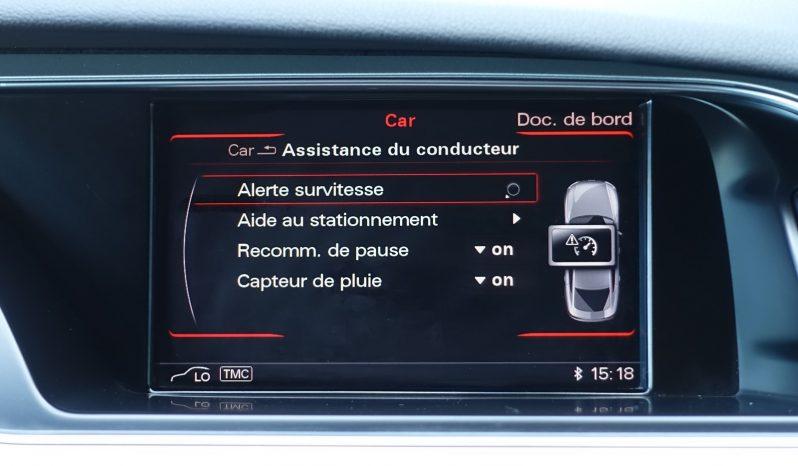 AUDI A5 SPORTBACK 2.0L TDI 150 CH S-LINE complet