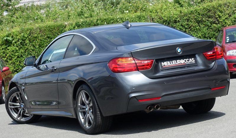 BMW 420 DAS COUPE BVA F36 SERIE 4 M SPORT complet