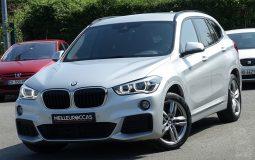 BMW X1 2.0L 18 D S-DRIVE 150 CH F48 M SPORT