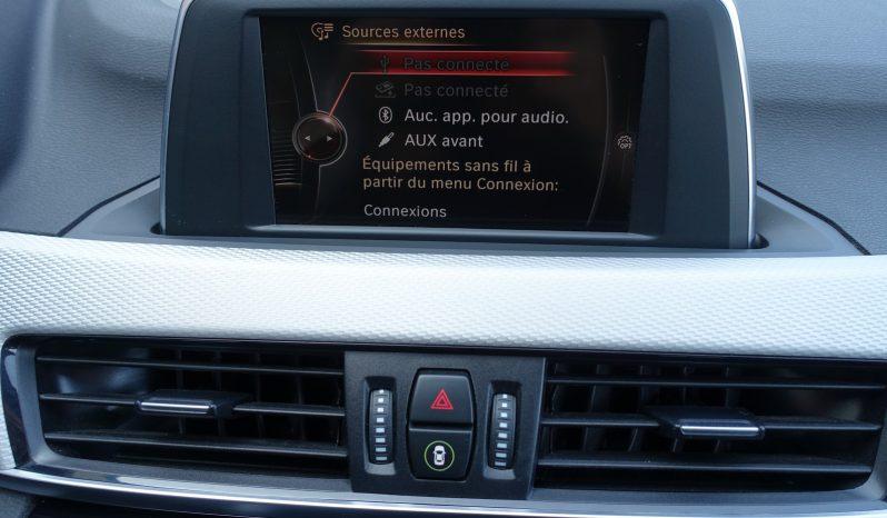 BMW X1 2.0L 18 D S-DRIVE 150 CH F48 M SPORT complet