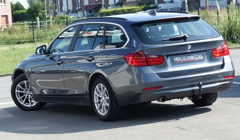 BMW 318 D TOURING F31 SERIE 3 ( break ) complet