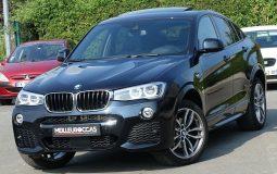 BMW X4 2.0L 20 DA 190 CH X-DRIVE F26 M SPORT DESIGN