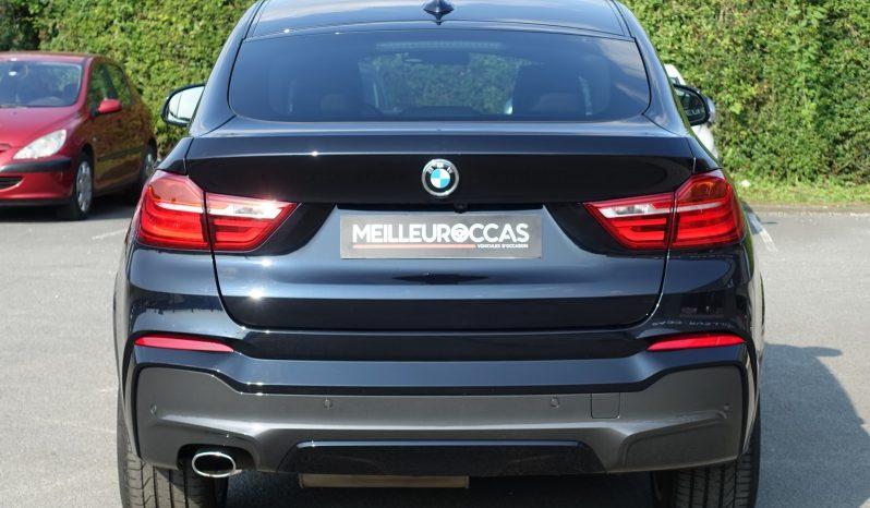 BMW X4 2.0L 20 DA 190 CH X-DRIVE F26 M SPORT DESIGN complet