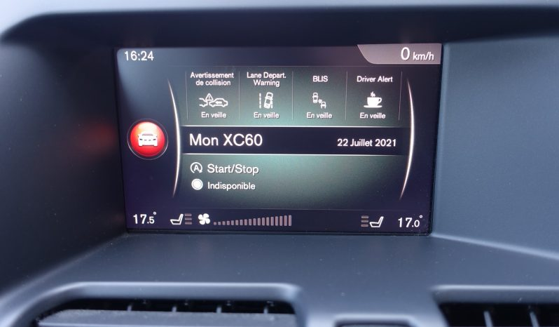 VOLVO XC 60 2.0L D3 150 CH LUXURY complet