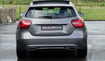 MERCEDES CLASSE A 200 D PHASE 2 URBAN complet