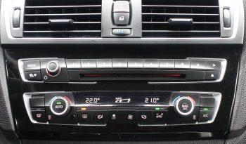 BMW 116 DA F20 SERIE 1 PHASE 2 BVA complet