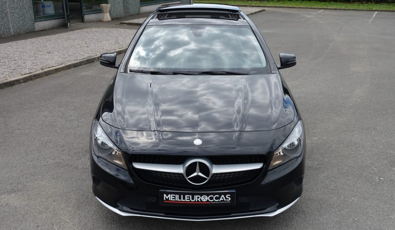 MERCEDES CLASSE CLA 200 CDI SHOOTING BRAKE PHASE 2 complet