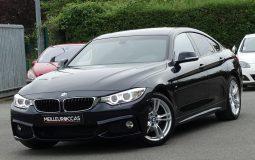 BMW 418 DA GRAN COUPE PACK M SPORT BVA F36