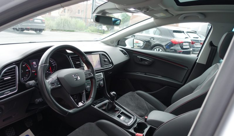 SEAT LEON FR 2.0 TDI 184CH complet