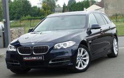 BMW 525 DA TOURING 218 CH BI-TURBO BVA SERIE 5