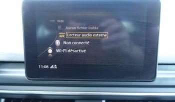AUDI A4 BERLINE 2.0L TDI 150 CH ULTRA S-TRONIC S-LINE complet